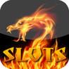 Fire Adrenaline Dragon Slots - Naga Versus Basilisk Reel Image
