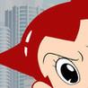 Flying Robot Boy - Astro Manga Hero Image