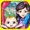Mommy's Little Helper - Newborn Baby Room Cleaning game Image