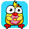 Snappy Bird - Crazy Donut Fall Image