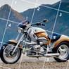 Motorbike Jigsaw Puzzle Image