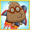 Poo Poo Jetpack - Cute Tap to Dodge Refrex Game - Kid Friendly Image