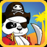 Pirate Panda Sky Glider Pro - Best Racing Game for Kid Image