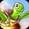 Jetpack Turtle Adventure Pro - Max Speedwood Chasing Game Image