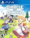 Giraffe and Annika Image