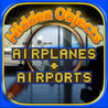 Airports & Airplanes Find Objects - Hidden Object Time & Spot Difference Puzzle Games Image