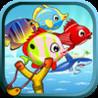 Sling Shot Fishing - Real Crazy Fishing Game Image