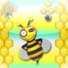 Flying Sweet Bee Image