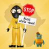 Stop Ebola Virus Image