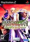 Phantasy Star Universe: Ambition of the Illuminus Image