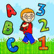 Abby Boy Learning English and Maths - An Educational Preschool and Kindergarten Kids learning game where Baby and Toddler Boys and Girls learn ABC Alp thumbnail