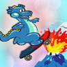 Baby Dino Volcano Skate Park : Dragon and Monster Escape PRO Image