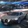 High Roller Luxury Car Racing in 3D Image