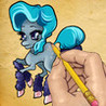 How To Draw : My Monster Pony Image