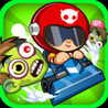A Zombie Hill Speed Racing : Road Trip Racing Image