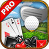 Golf Fairway Solitaire Game PRO (Play by yourself): The Big Blast Classic with Fish Bonus Game Image