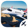 Flight Simulator (Private Airliner Edition) - Airplane Pilot & Learn to Fly Sim Image