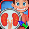 Kidney Doctor - a fun surgery game for kids, girls & teens Image