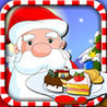 Xmas Santa Chef Office - Cook Game for Christmas Holiday Image