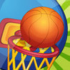 American Basketball Learning Game for Children: Learn for Nursery School Image