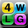 Four Word Link Game: Genius Edition HD Image