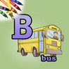 Alphabet Coloring Book! Image