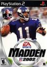 Madden NFL 2002 Image