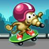 Rat on a Skateboard Image