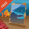 Deep Water - Splashy Fish and Shark Attacks Image