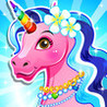 A Pony Resort - Little Pet Care Rainbow Spa Makeover Magic Image