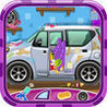 Clean up car wash game Image