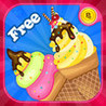 Ice Cream Maker -  Making & Decoration of Yummy Sundae & Popsicle Image
