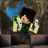 Action Mine World - with skins exporter for minecraft Image