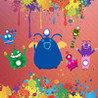 Monster Games - 10 funny aliens and freaky monsters themed games for Preschool and Kindergarten kids Image