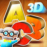 Super 3D Alphabet Image