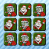 Zombies and Santas Tic Tac Toe Image