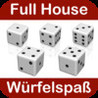 Full House Wurfelspiel Image