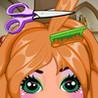 School Girl Makeover -  Hair Design & Dress up Image
