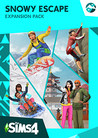 The Sims 4: Snowy Escape Image