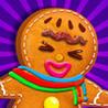 Gingerbread Kids - Christmas Food Games Image