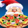 Santa Claus' Secret Pizza Recipe - Elf Yourself  As A Pizzeria Chef  - Christmas Edition Image
