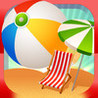 Summer Block Mania - Have fun with girl dress up on the summer beach puzzle game Image