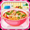Cooking Lasagna Soup Game Image