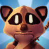 Raccoon Rising Image
