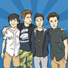 Cash Dash: Cameron, Nash, Carter, and Hayes Image