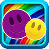 An Exploding Smiley Face Bubble Buster Game Image