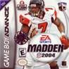 Madden NFL 2004 Image