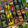 Wizard of Oz Silver Slippers - Slot Machine Image