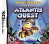 Crazy Chicken: Jump'N Run Atlantis Quest Image
