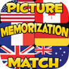 Amazing Flags Picture Match Image